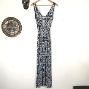 55c6516c006 LOFT Dresses - LOFT Double V Neck Maxi Dress